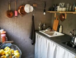 Laubenküche